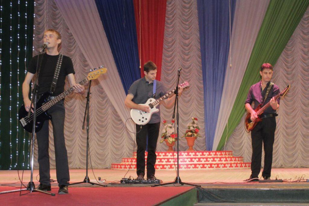 Народная Вокально-Инструментальная Группа «А»
